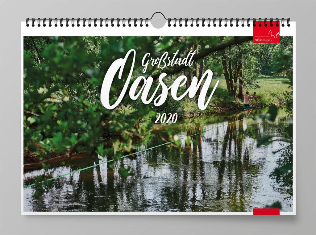 Großstadtoasen-Kalender 2020